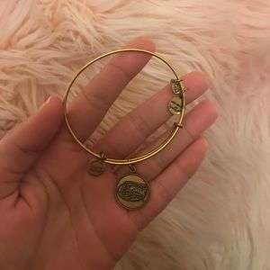 Alex and Ani UF Gator Bracelet